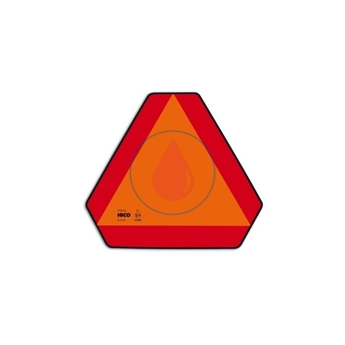 Trikotnik Hico nalepka